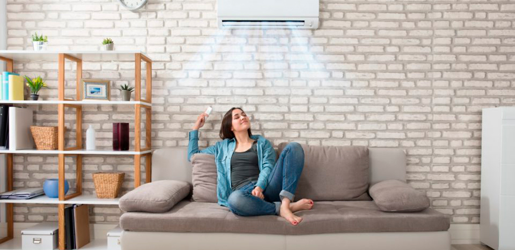 calor aire acondicionado