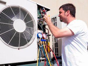 ¿Cómo funciona el aire acondicionado de nuestros hogares?
