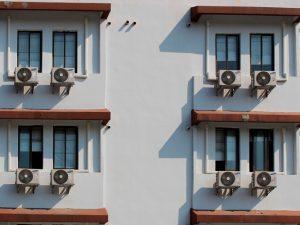 El uso del aire acondicionado durante el invierno